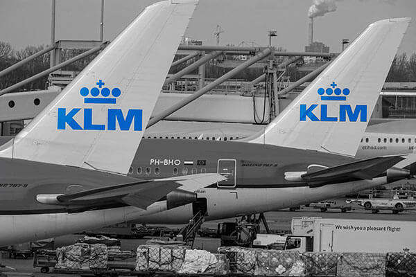 Procesverbetering bij KLM