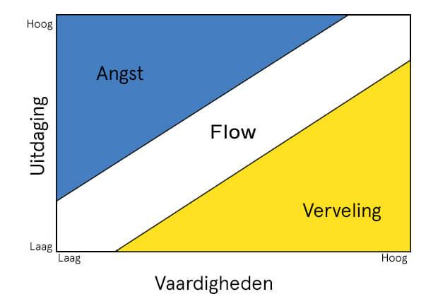 flow volgens Csikszentmihalyi