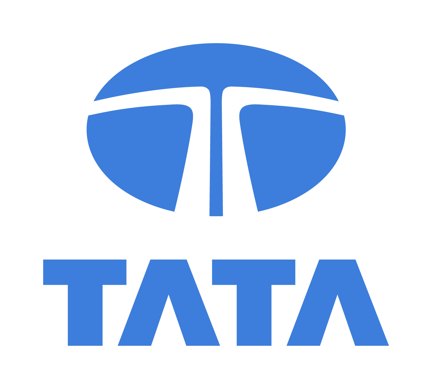 This is the official Tata logo as issued by Group Communications in August 2010.