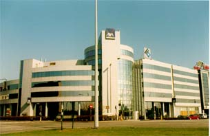 axa six sigma head office