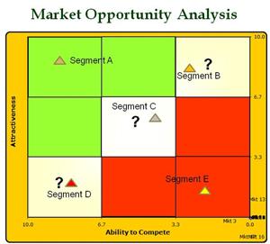 Market Opportunity Analysis diagram