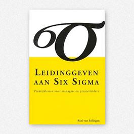 Leiding geven aan Six Sigma