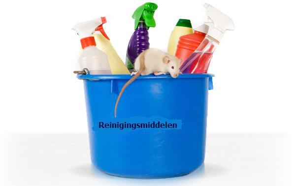 reinigingsmiddelen