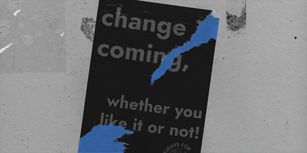 Change is coming - Business Process Management