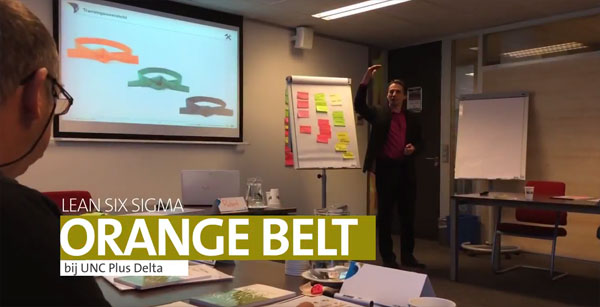Lean Six Sigma Orange Belt
