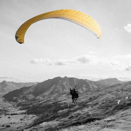 Laat agile vliegen