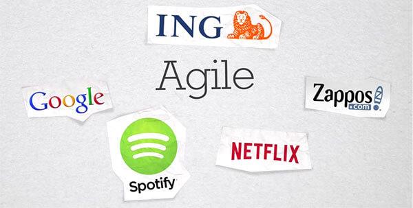 Agile Werken bij ING