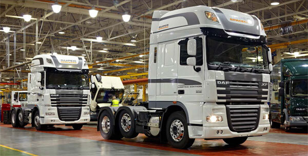 Lelyland Trucks (DAF)